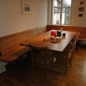 Schreinerei für Möbel, Eckbänke, Tische, Spezialanfertigungen